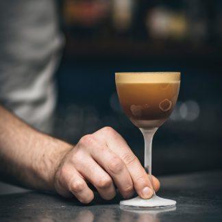 Lyon's Seafood Restaurant & Wine Bar Espresso Martini