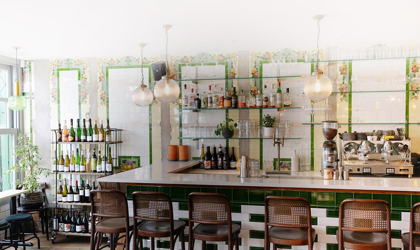 Lyon's Wine Bar London