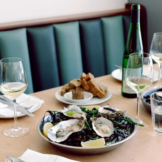 Lyon's Seafood Restaurant & Wine Bar London